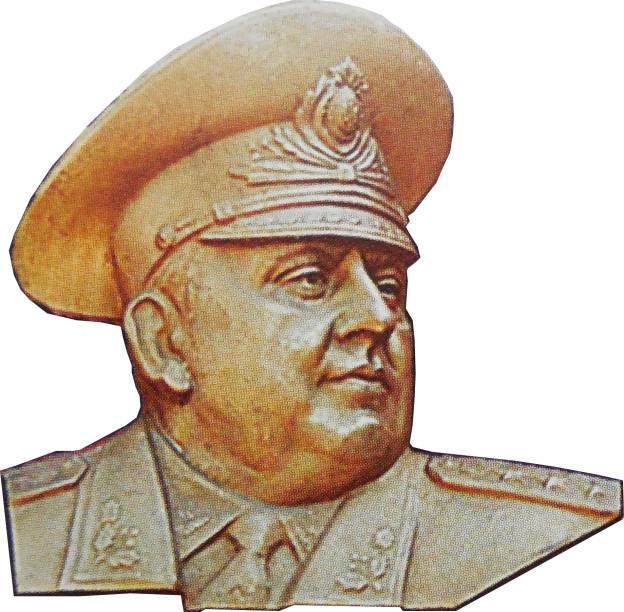 Барельеф Дидоренко
